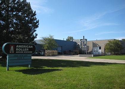About Us - American Roller Company