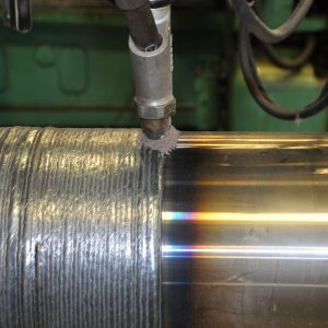 Over-laying Weld