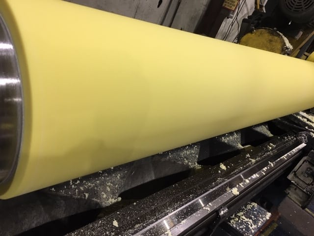 Yellow Urethane